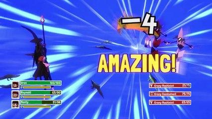 PAX trailer de Costume Quest 2