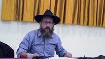 Conférence du Rav Haim DYNOVISZ (partie 2)