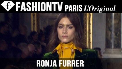 Ronja Furrer | Model Talk EXCLUSIVE | Fall/Winter 2014-15 | FashionTV