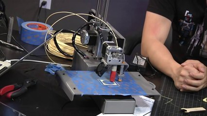 Tested Builds: $540 3D Printer, Part 5