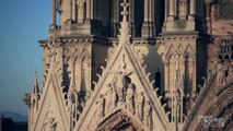 Restauration de la grande rose de la cathédrale de Reims - Episode 1 «Les choix de restauration»