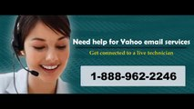 Contact Yahoo mail support - 1-888-962-2246 - Yahoo Technical Support