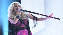 Carrie Underwood Gives First Glimpse Of Her Tiny Baby Bump Two Days Before Pregnancy Announcement