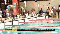 Inauguration piscine Mehdy Metella
