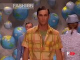 """Moschino"" Spring : Summer 2007 Menswear 2 of 2 by Fashion Channel"