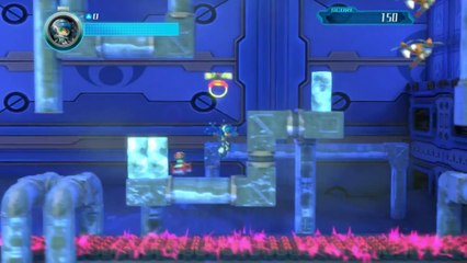 Mighty No. 9 - September Gameplay Trailer