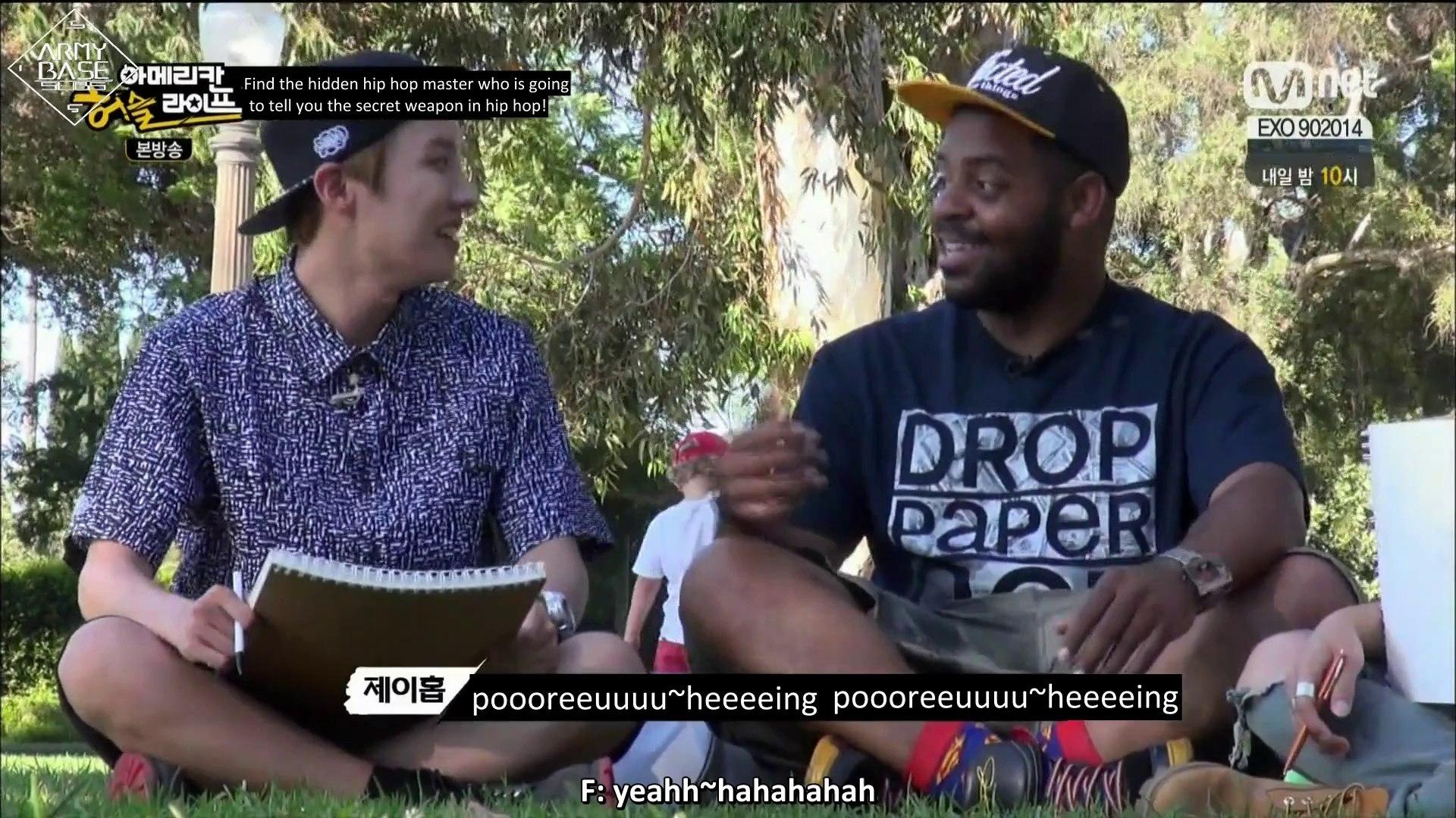 [ENG] 140828 BTS American Hustle Life Episode 6 | ABS