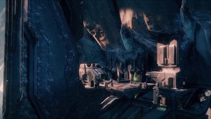 Lockout gameplay & flytrough de Halo: The Master Chief Collection
