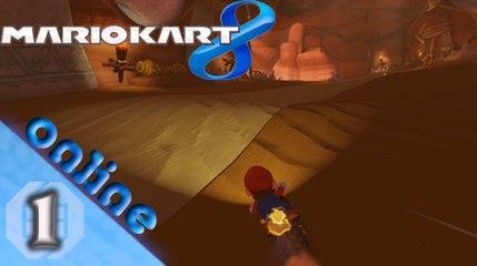 Mario Kart 8 online Let's Play ★ 1 ★ Erste Capture Versuche