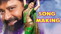 Fantastic - Lavani Song Making - Sanngto Aika Marathi Movie - Sachin, Sanskruti Balgude