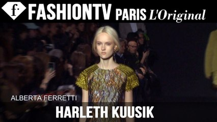 Harleth Kuusik | Model Talk EXCLUSIVE | Fall/Winter 2014-15 | FashionTV