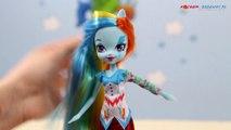 Rainbow Dash - Rainbow Rocks Podstawowa - Equestria Girls - My Little Pony - A6775 - Recenzja