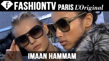 Imaan Hammam | Model Talk EXCLUSIVE | Fall/Winter 2014-15 | FashionTV