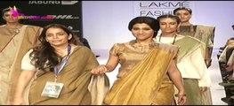 Lakme Fashion Week 2014 | Sonal Chauhan, Konkona Sen Sharma, Shriya Saran