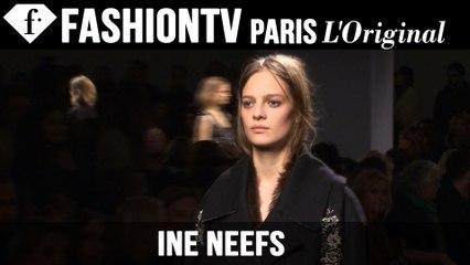 Ine Neefs | Model Talk EXCLUSIVE | Fall/Winter 2014-15 | FashionTV