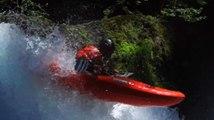 adidas Outdoor  Extreme Outdoor Sports  USA  Pangal Andrade  Extreme Kayak