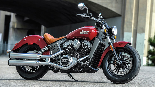 Indian Motorcycles Scout Launched In India ID