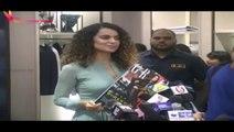 Kangana Ranaut Launches 'Grazia Magazine' Cover !