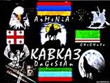 Caucase United -  Armenie, Tchétchénie, Georgie, Daguestan,  HD. Caucasus