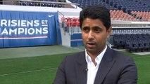 PSG: les confessions de Nasser Al-Khelaïfi