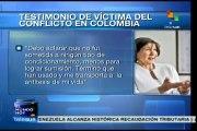 Relaté 12 tragedias para que no se repitan en Colombia, dice Turbay