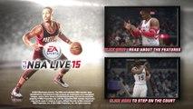 La première bande-annonce de NBA LIVE 15 est enfin disponible