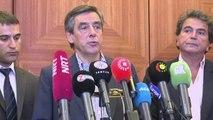 Irak: au Kurdistan, Fillon appelle à une conférence de donateurs