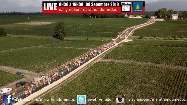 Annonce Live Marathon du Médoc 2018
