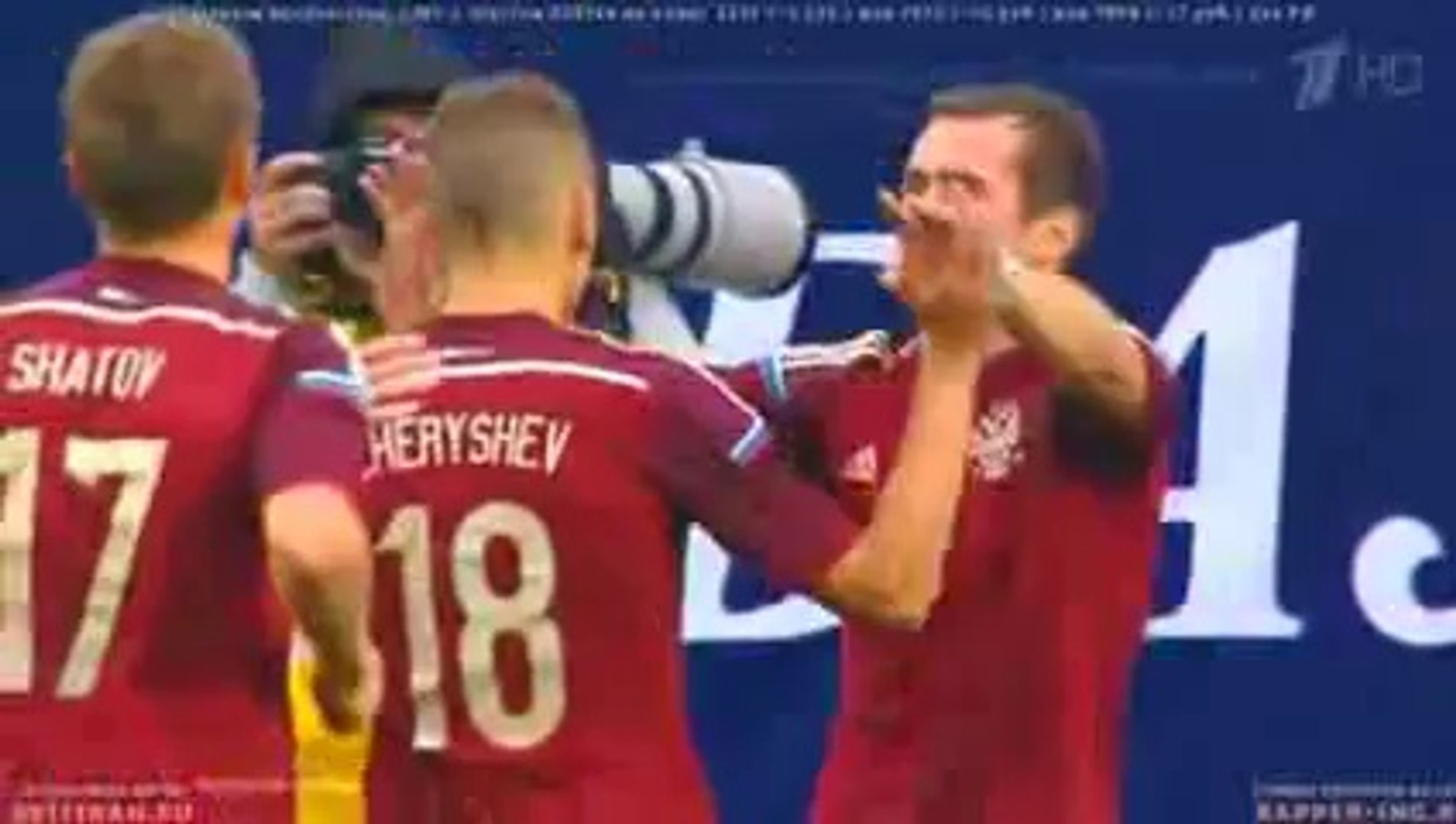 Россия   Азербайджан 4 0   Russia vs Azerbaijan 4 0 All Goals  Highlights (03092014)