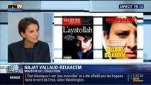 Najat Vallaud-Belkacem: L'invitée de Ruth Elkrief - 03/09