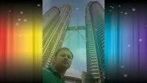 Malaysia Twin Towers in  Kuala Lumpur & Me (Holiday Time) BY AWAIS JEE