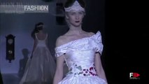 """Raimon Bundo"" Barcelona Bridal Week 2013 1 of 4 by Fashion Channel"