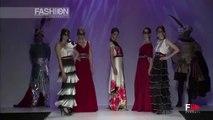 """Matilde Cano"" Barcelona Bridal Week 2013 1 of 4 by Fashion Channel"