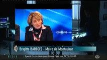 L'invalidation des comptes de Brigitte Bareges (Montauban)