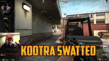 The Creatues & Kootra Swatted While Livestreaming