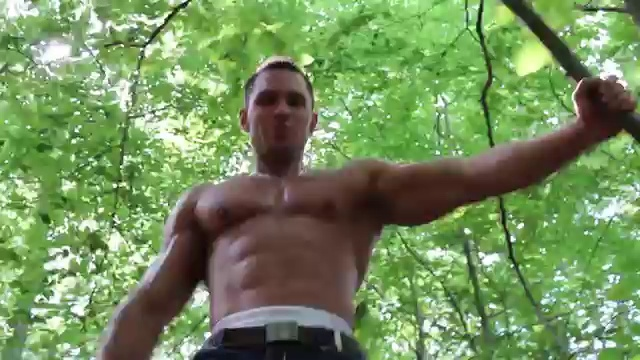 Outdoor Workout – Ghetto Workout