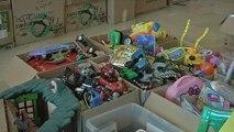 L'élan de générosité pour les sinistrés de Rosny-sous-Bois