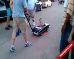 Bu Bebek Arabasını İlk Defa Göreceksiniz!Haberi