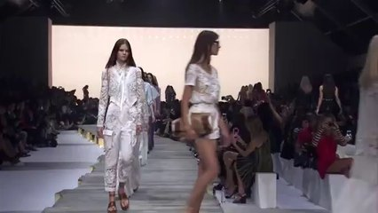 ROBERTO CAVALLI - Women Fashion Show S/S 2015