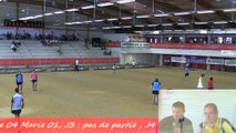 Second tour F1, France Simple, Sport Boules, Dardilly 2014
