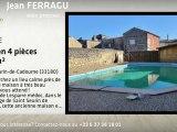 Vente maison - Saint-Seurin-de-Cadourne (33180) - 128m²