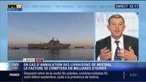 L'Édito éco de Nicolas Doze: Mistral: l'annulation de la vente coûterait des milliards d'euros – 04/09