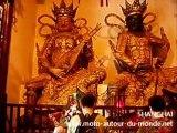FRANCE CHINE EN MOTO ROUTE DE LA SOIE CHINE SHANGHAI JADE