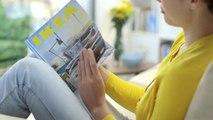 Ikea parodie les pubs Apple avec le Bookbook
