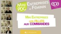 Entreprendre pour Apprendre : Entrepreneuriat au féminin