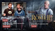 Total War : Rome II Emperor Edition - Bande Annonce Officielle