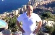 Ice Bucket Challenge : le Prince Albert de Monaco nomine François Hollande - ZAPPING ACTU DU 04/09/2014