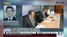 Réunion de la BCE: Que peut-on retenir des propos de Mario Draghi sur la baisse des tauxdirecteurs ?: Frédérik Ducrozet et Benaouda Abdeddaïm, dans Intégrale Bourse – 04/09