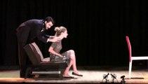 Les Noces rebelles 1 - Extrait spectacle fin d'année Ecole Théâtre Béatrice Brout
