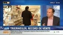 """BFM Story: """"Merci pour ce moment"""": pourquoi le livre de Valérie Trierweiler rencontre un grand succès ? - 04/09"""